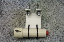 Mounting the balun to the plastic